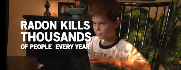 30 second Radon commercial